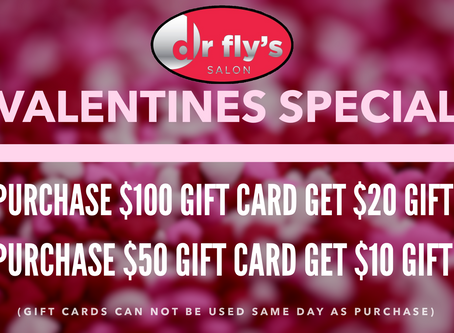 Valentines Gift Cards!