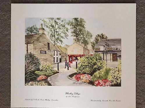 Ann Hargreaves Whalley Village