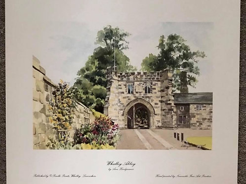 Ann Hargreaves Whalley Abbey