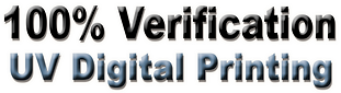 100% Digital Verification, Drop on Demand