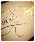 Label Enhancement, Foil Stamping