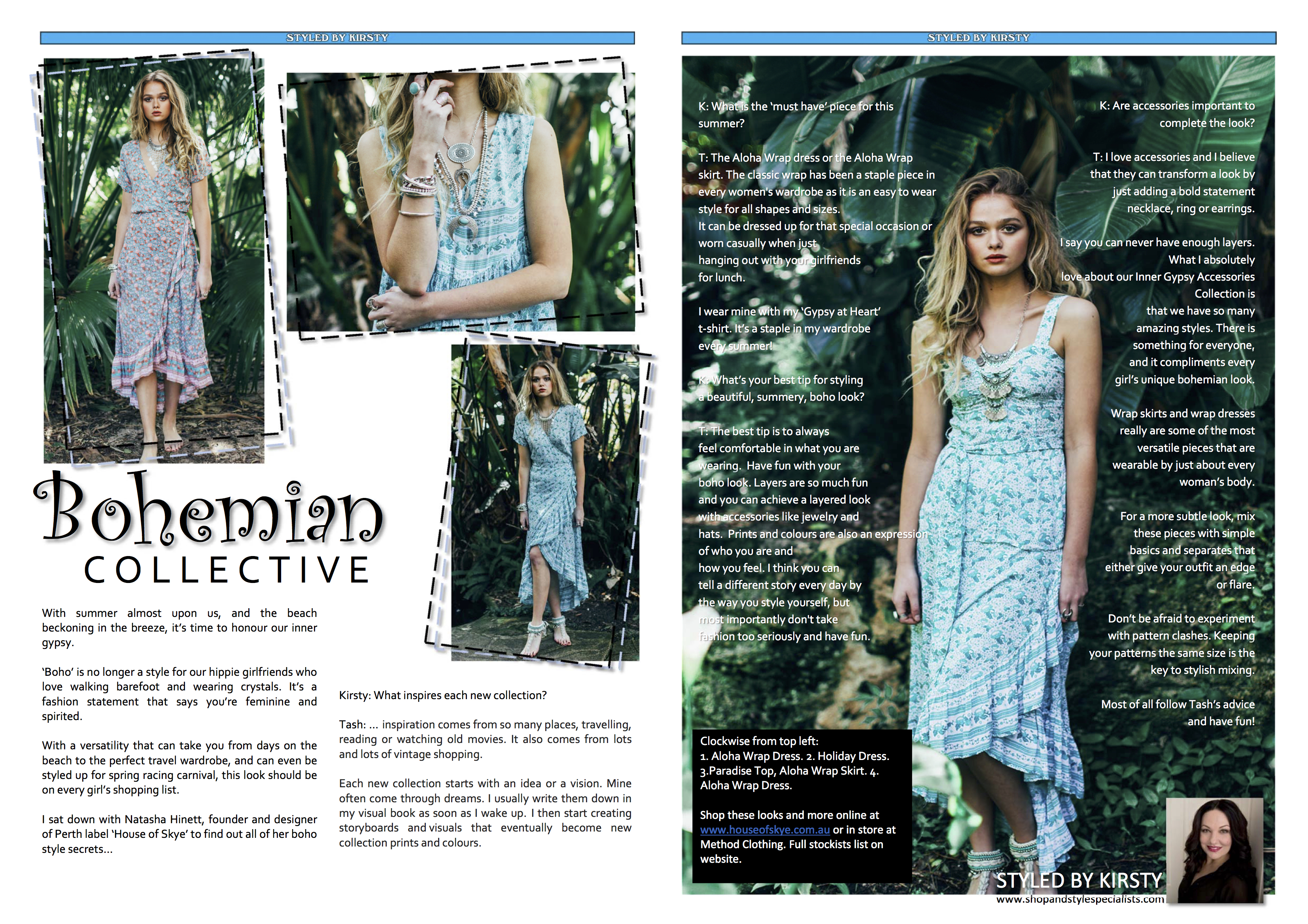 Swan Magazine Boho Styling 2 copy