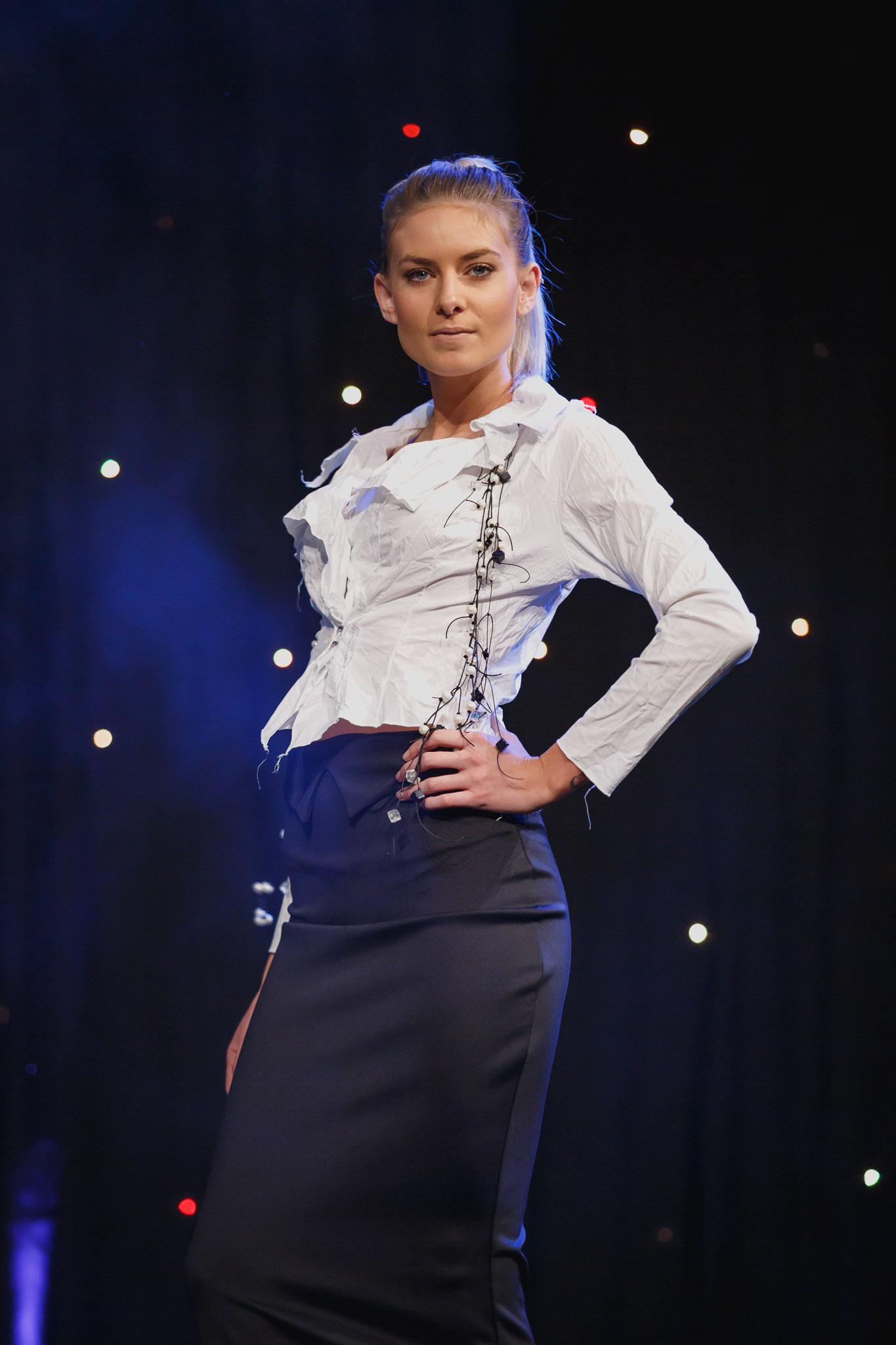 Runway Fashion Kirsty Milligan