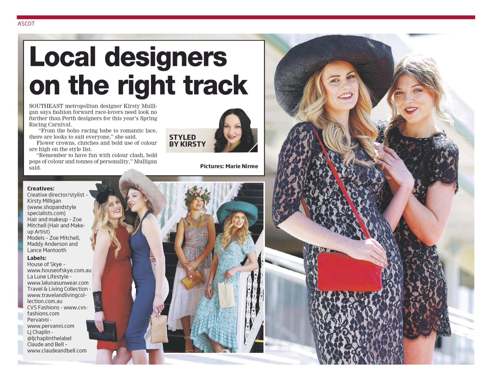 Community Newspaper Group - Southern Gazette (Victoria Park) - 1 Nov 2016 - Page #4 copy