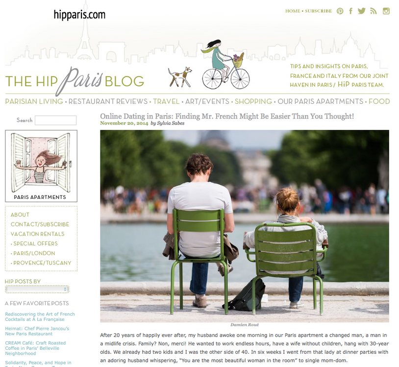 Blog Crush — The HIP Paris Blog