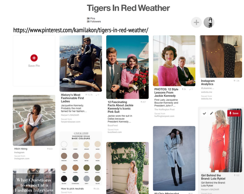 TIRW — Now On Pinterest