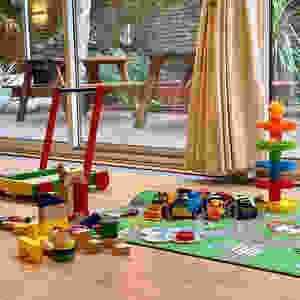 Fantastic choice or toys and equipment, bricks, garage #ikea  #cars