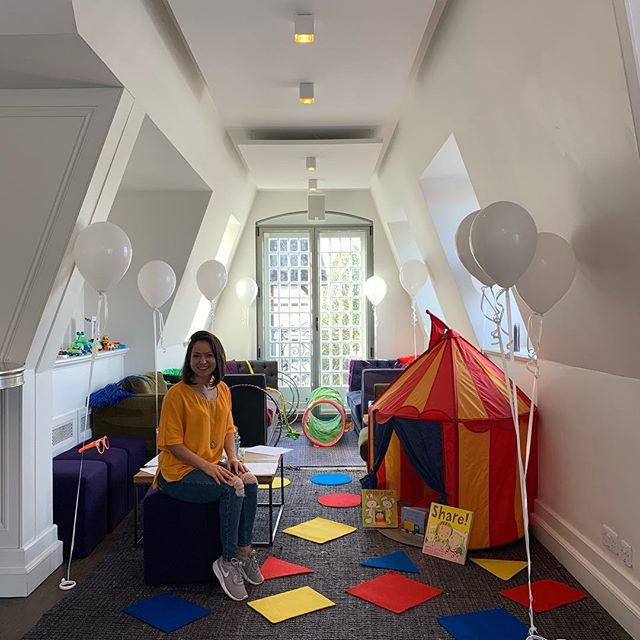 Jumping stars Mobile creche service, childcare provider at any events in london and uk
