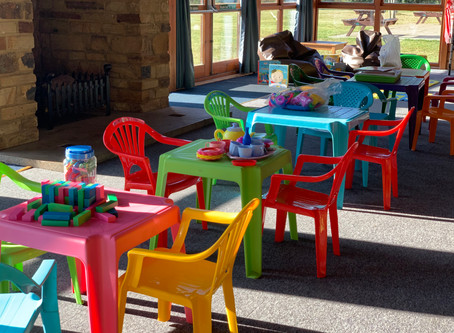 Hire a Mobile Creche Service for your London event