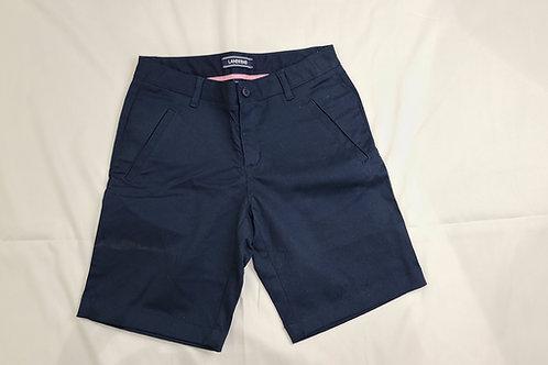 Girls Navy-Blue Shorts