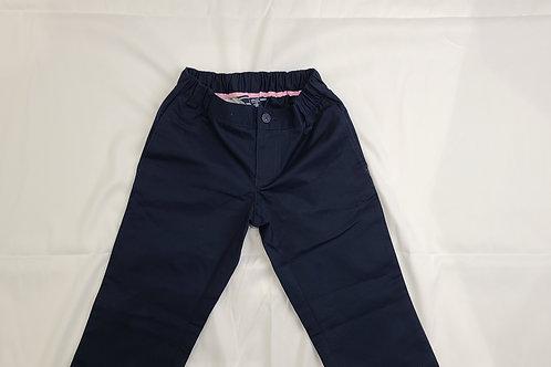 Girls Navy-Blue Pants