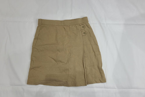 Khaki Skort type 1