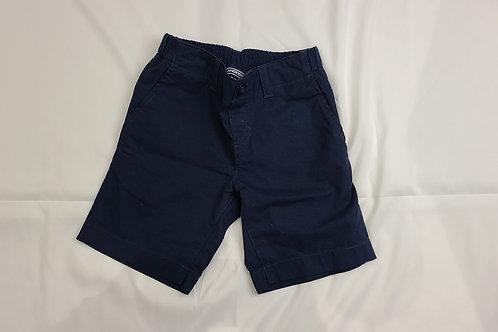 Boys Navy-Blue Shorts