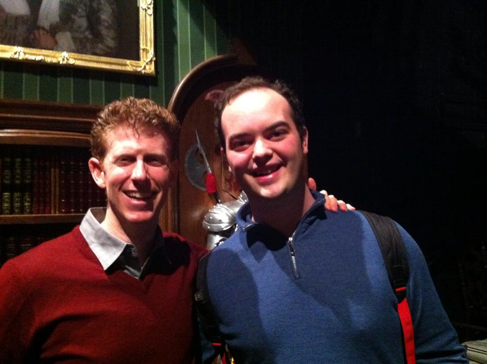 Dallas & Mark Ledbetter (Mentor)