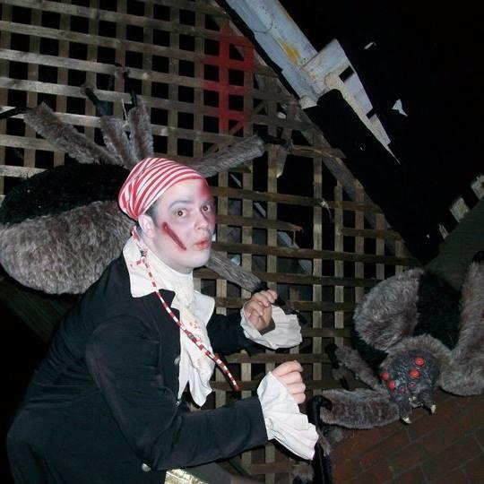 Character Actor - Halloween Haunt
