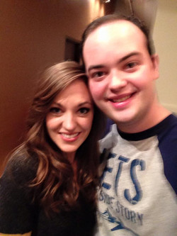 Dallas & Laura Osnes