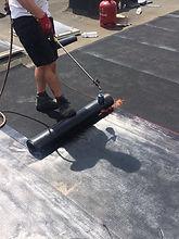 roofing beerse plat dak epdm