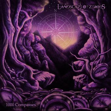 landscape of zeroes 1000 compasses