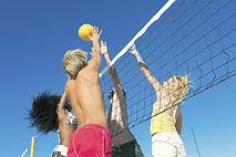 Ragazzi Pallavolo in spiaggia - Beach Volley - NEVO Jeunesse - JTEAM Network