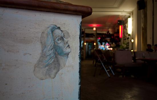 24/7 Club life -  an der Kaffee Bar