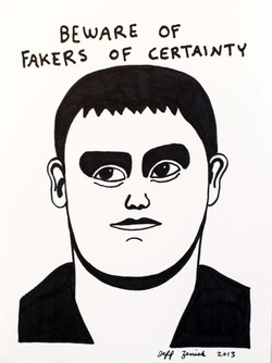 Fakers Of Certainity