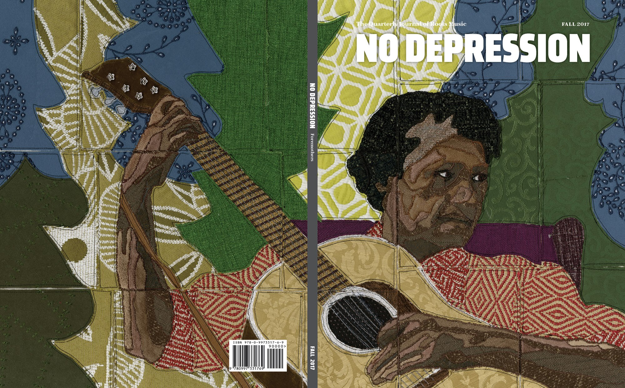 No Depression Magazine Fall 2017