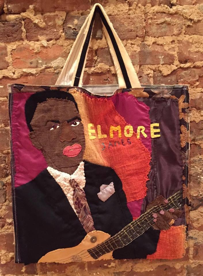 """Elmore James    18"""" x 19"""""""