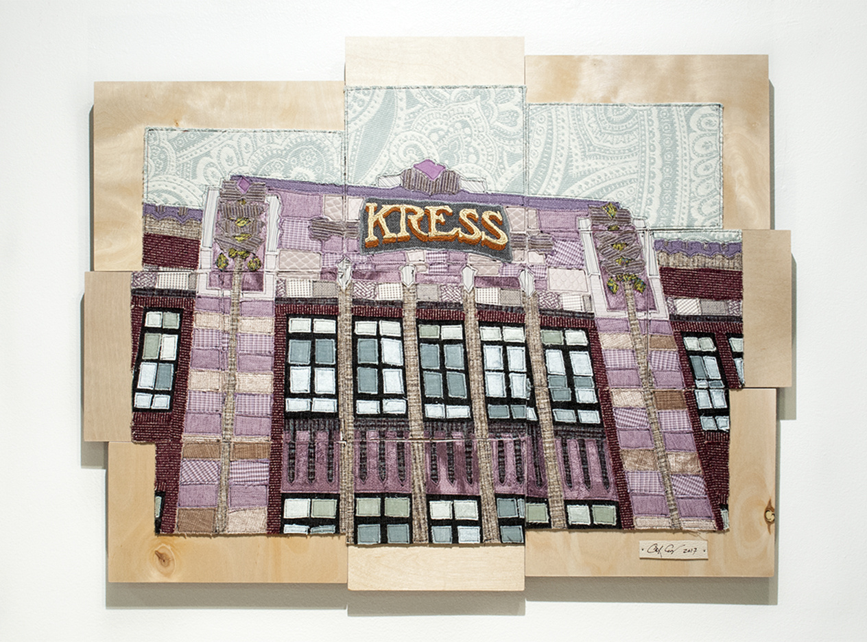 The Kress Building, Durham, NC
