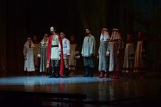 Праздничный концерт, посвященный 800-лет