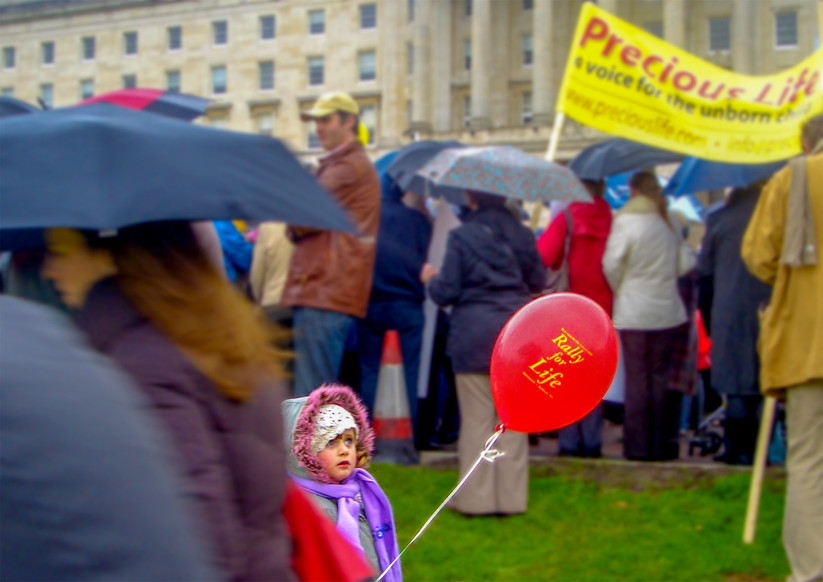 COLOUR - Stormont Rally by Richard Burns (9 marks)
