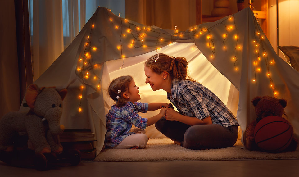 Mom and Daughter in Tent.jpg