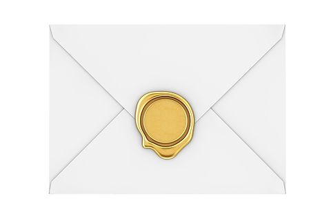 Gold Wax Sealed Envelope.jpg
