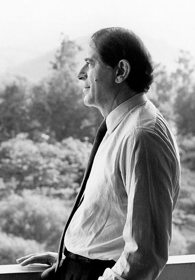 Portrait d'Aboubakr Belkaid