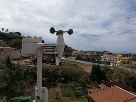 I dati climatici di Tropea per il mese di Ottobre