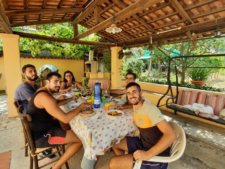Home restaurant a Tropea