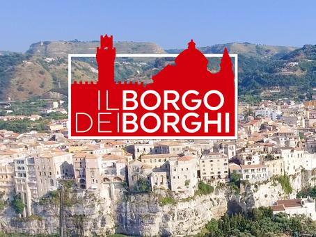 Tropea può diventare il Borgo dei Borghi 2021: votiamola!