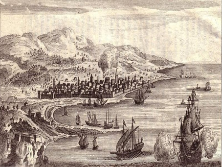 L'origine della città di Reggio Calabria di Maria Celebre e Francesca Morabito