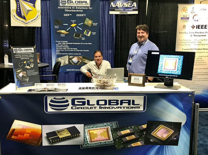 GCI attends the DMSMS 2017 Conference in Tampa Florida Dec. 4-7.