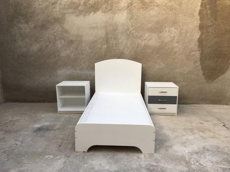 Cuna-cama individual