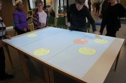 funnyfloor interaktivt gulv