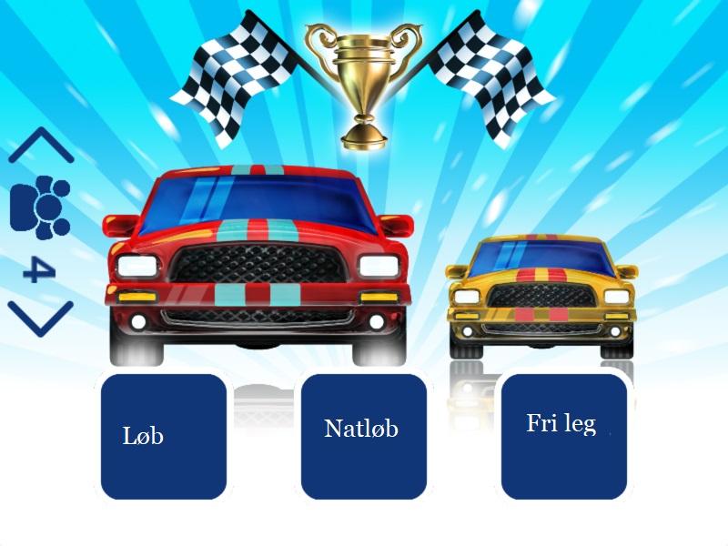 Racerløb