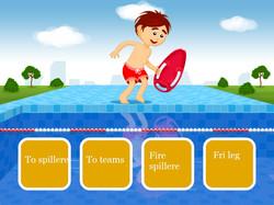 Svømmekonkurrence