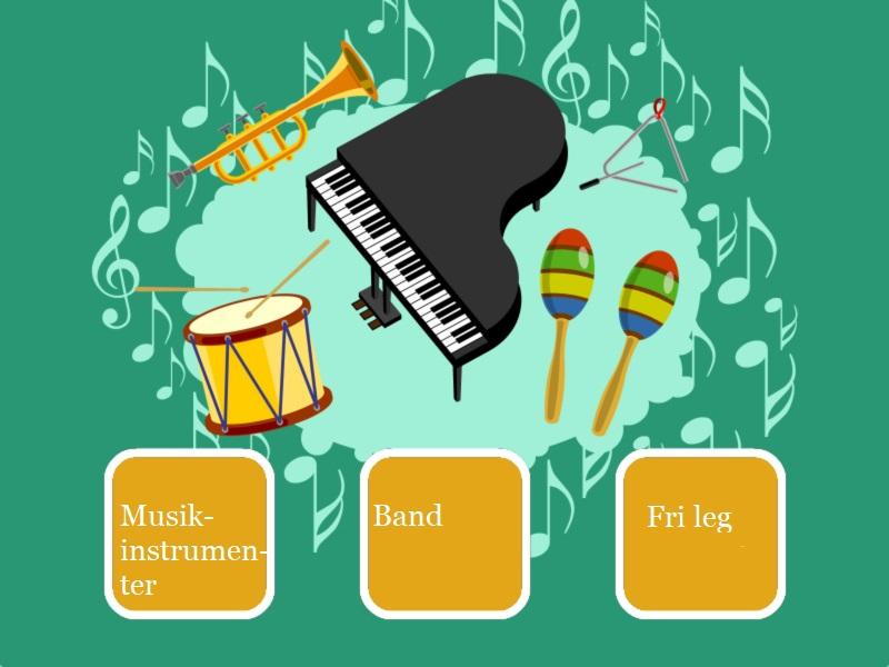 Lad os spille musik