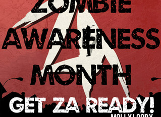 My Awesome Zombie Awareness Month