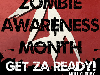 Get ZA Ready This Zombie Awareness Month!