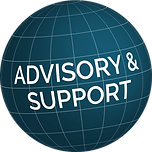 Advisory & Support - our team is at your service with the information & analysis you need.