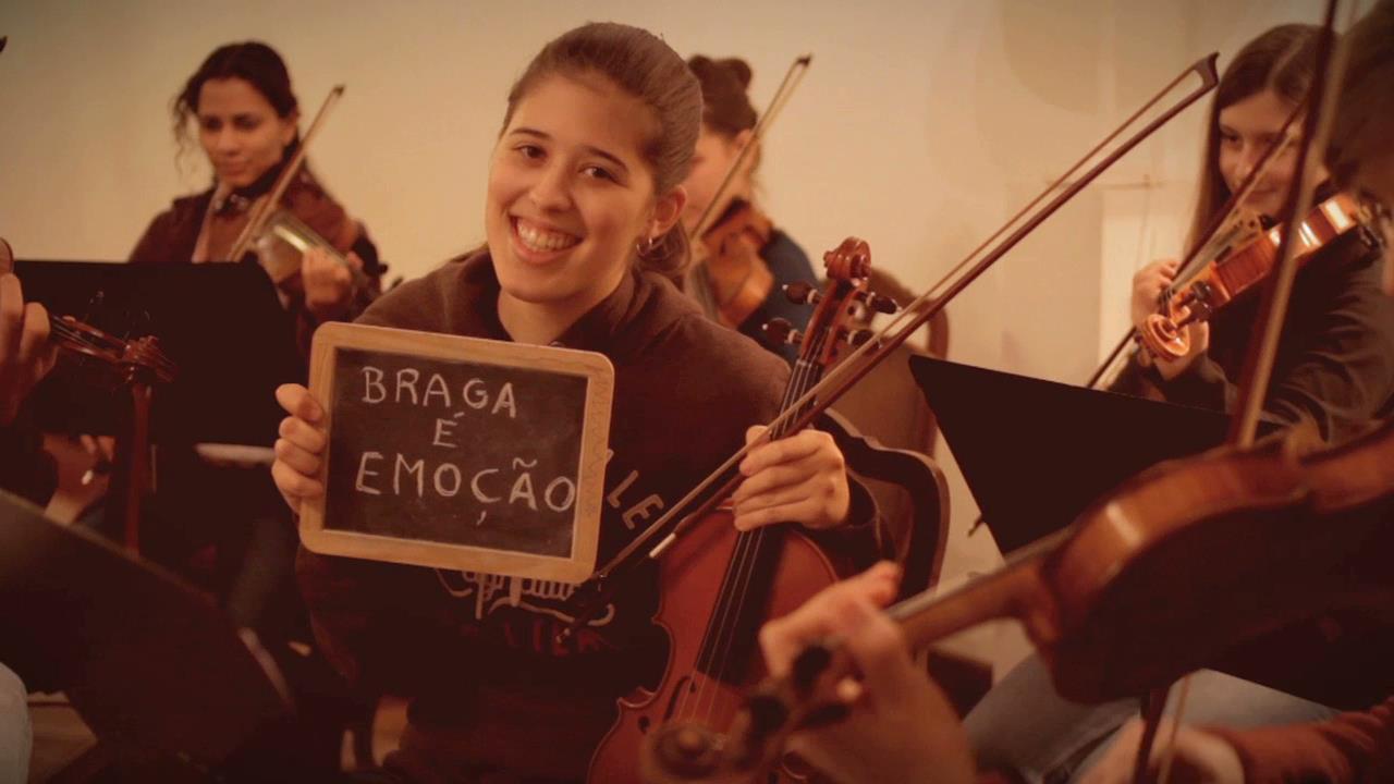 Braga Capital Europeia da Juventude