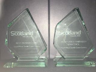 Dentistry Scotland Awards 2016!