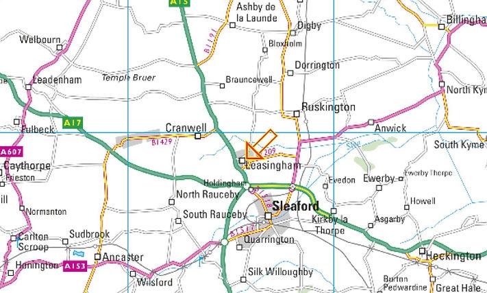 Leasingham map 1.JPG
