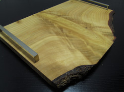Serving Board with Handles.